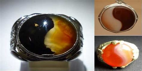 Batu Akik Yinyang batu yin yang harga dan khasiatnya top lintas
