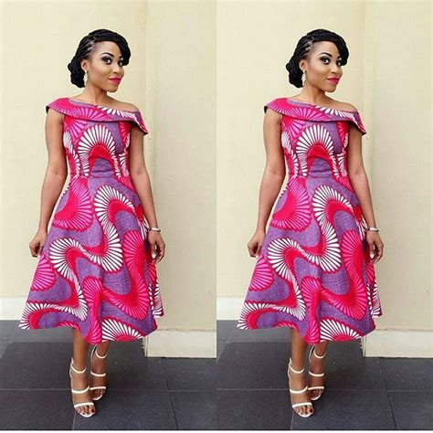ANKARA STYLES FOR APPLE SHAPED WEDDING GUESTS