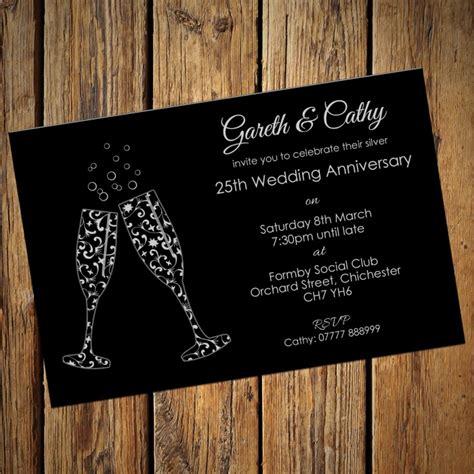 silver wedding invitation cards - Silver Wedding Invitation Cards