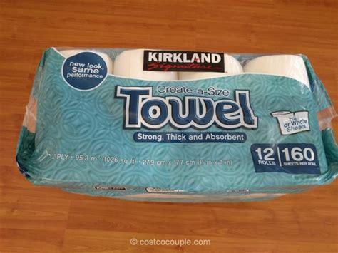 Who Makes Kirkland Paper Towels - kirkland signature paper towels