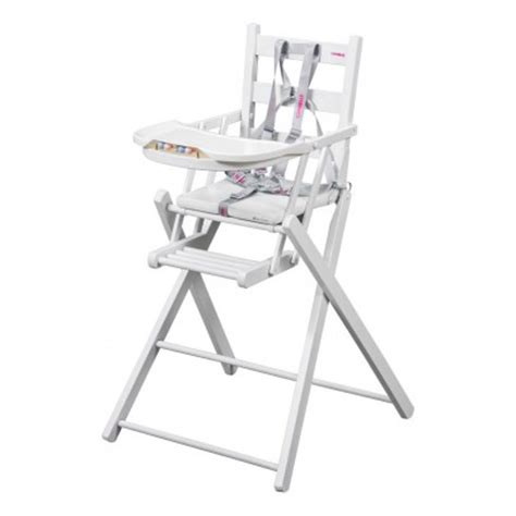 Travel High Chair With Tray by High Chairs Baby