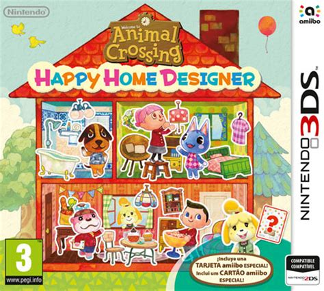 home design 3d juego animal crossing happy home designer nintendo 3ds