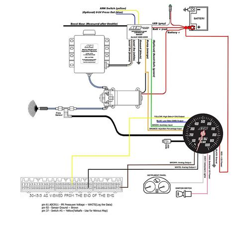 vdo temp wiring diagram