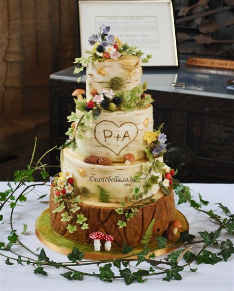 Hochzeitstorte Baum by 1000 Ideas About Birch Wedding Cakes On Tree