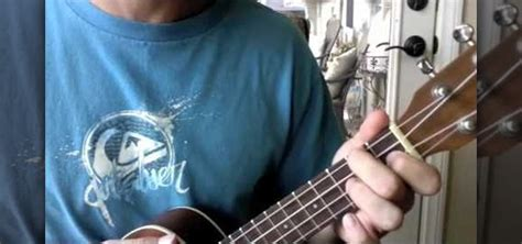 ukulele lessons justin how to play the song quot one foot on sand quot by justin young on