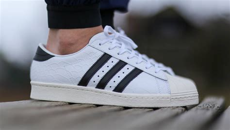 Adidas Superstars adidas superstars get scaled sole collector