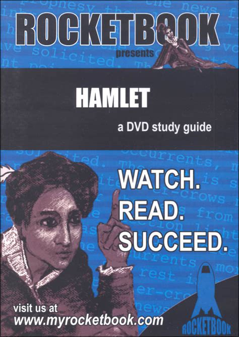 defiant study guide with dvd what happens when youã re of it books hamlet rocketbook study guide dvd 060765 details