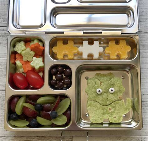 Lunch Punch Stix Green lunch punch dinosaur cutters stix value bundle