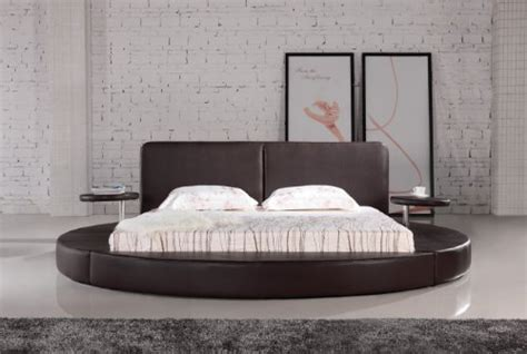 round queen bed oslo round bed queen size mocha queen bed frames