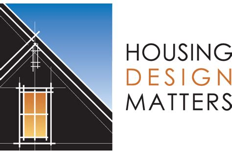 Design Matters Journal | housing design matters architect magazine