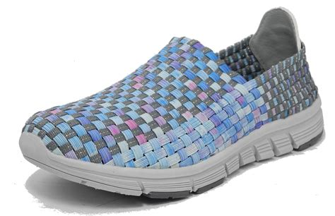 woven shoes womens womens stretch shoes superlight woven interlaced