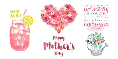 mother s day 15 cute free printable mothers day cards mom cards you