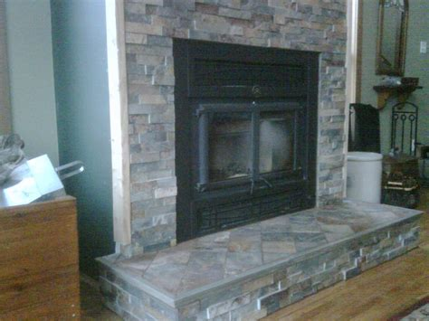 Slate Tiles For Fireplace by Slate Fireplace From Jlc Tile Works In Forest Lake Mn 55025