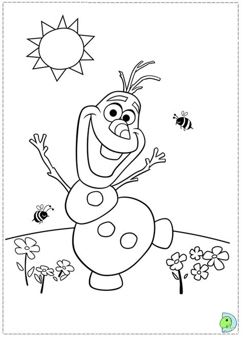 Free Frozen Colour Me In Coloring Pages Frozen Coloring Pages For