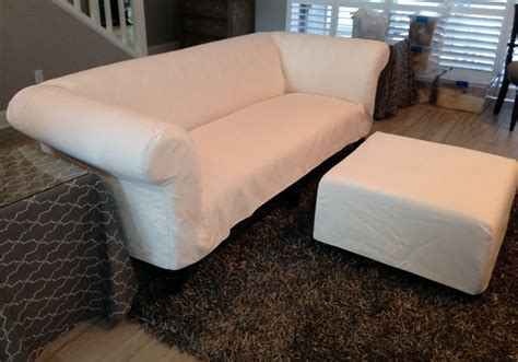 sunbrella fabric sofa chesterfield sofa slipcover in white sunbrella fabric