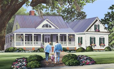 country home house plans country cottage with wraparound and bonus room 32640wp architectural designs house plans
