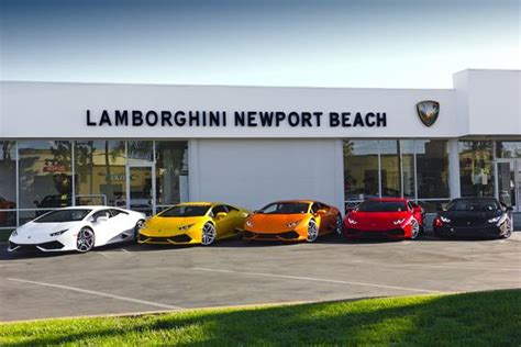 lamborghini dealership lamborghini newport costa mesa ca 92626 car