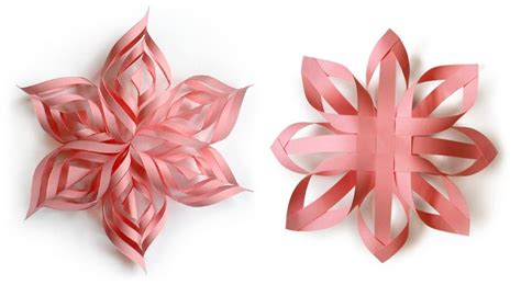 How To Make Paper Snowflake Ornaments - how to make 25 paper ornaments how about orange