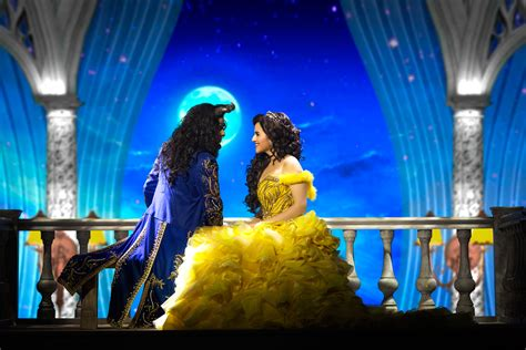 Harga Makeover X And The Beast and the beast musical readies for an indian