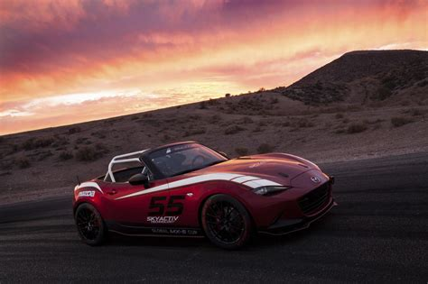 mazda mx series 2016 mazda mx 5 miata to be raced in global cup series