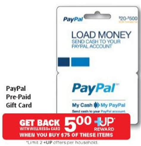 Buying Gift Cards With Paypal - add prepaid gift card to paypal nord price