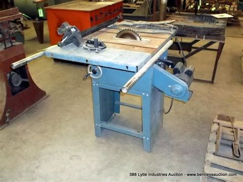 Central Machinery Table Saw by Central Machine 10 Quot Table Saw T36727
