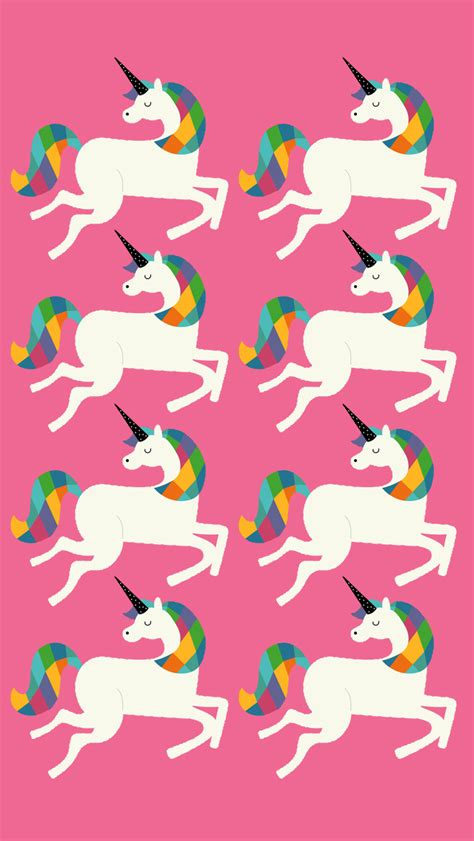 wallpaper tumblr unicorn iphone backgrounds glamorize your mind