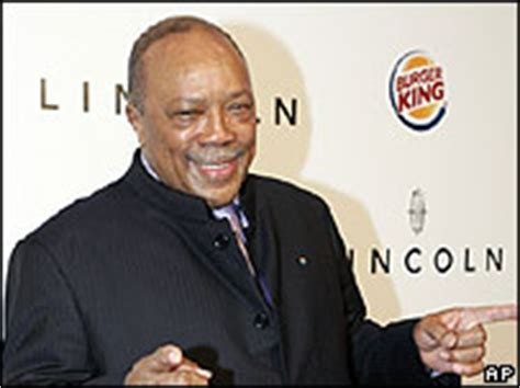 quincy jones real name bbc news entertainment jones to compose 50 cent movie