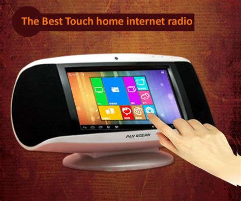 best wifi radio 17 best images about 7 quot touch android smart radio on