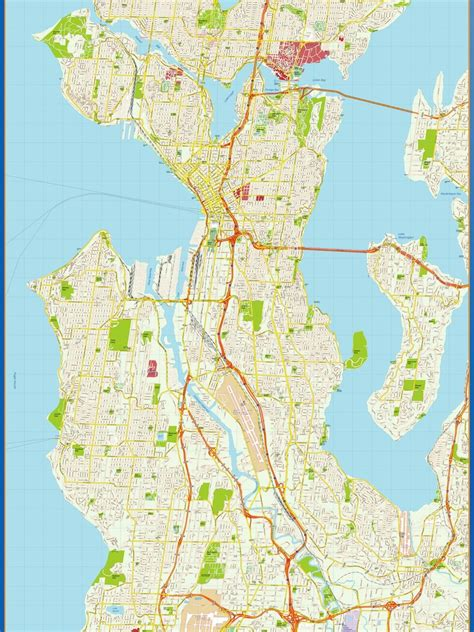 Seattle Location Map Bnhspine by 21 Excellent America Map Seattle Bnhspine