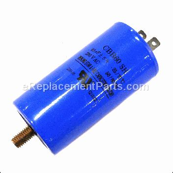 capacitor e100247 for craftsman power tool ereplacement parts