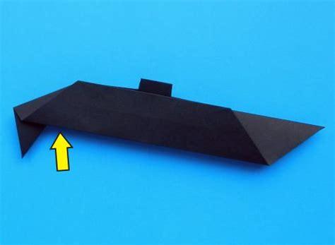 Origami Submarine - joost langeveld origami page