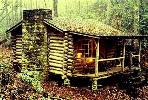 Places With Cabins Log Cabin A Place For Hunters Garden Co Uk