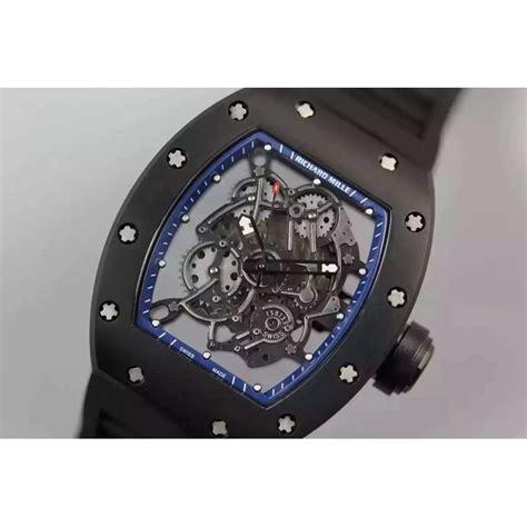 Tali Kanvas Richard Mille Rm035 replica richard mille rm035 pvd blue m9015 chinanoobwatch
