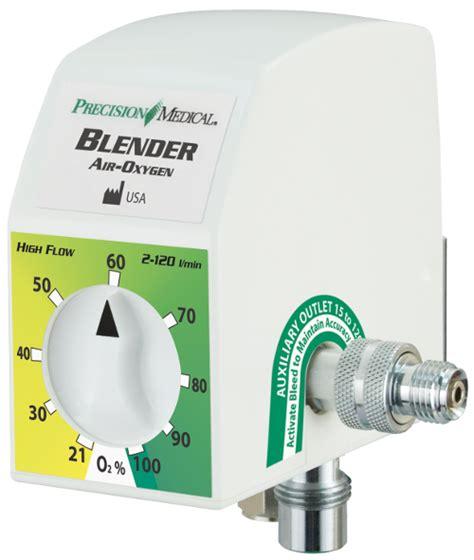 Blender Air air oxygen blender precision