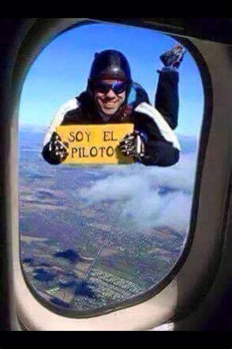 memes de pilotos imagenes chistosas
