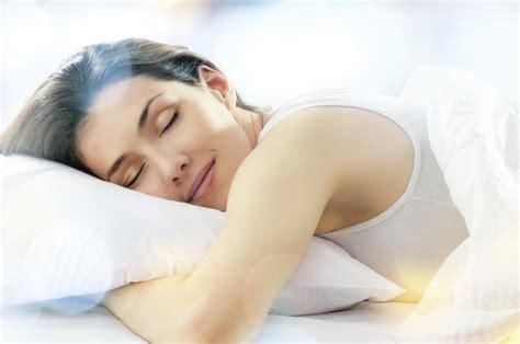 black friday mattress woman sleeping on pillow