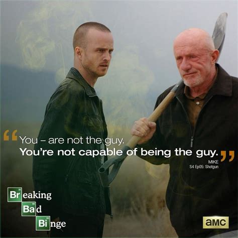 To Casey Youre Not The by You Re Not The Breaking Bad