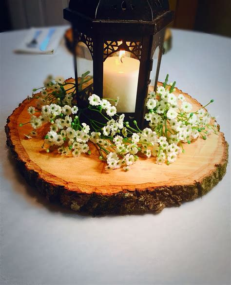 wood centerpieces for tables these wood slices are for wedding centerpieces