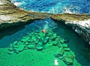 les 10 plus belles piscines naturelles du monde
