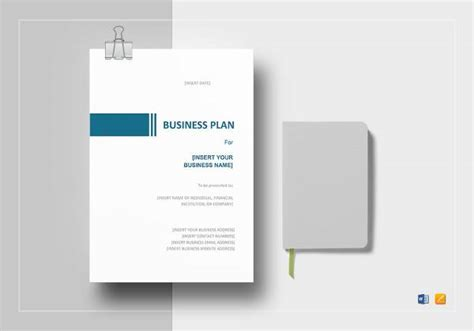 9 Sle Sba Business Plan Templates Sle Templates Business Plan Template Docs
