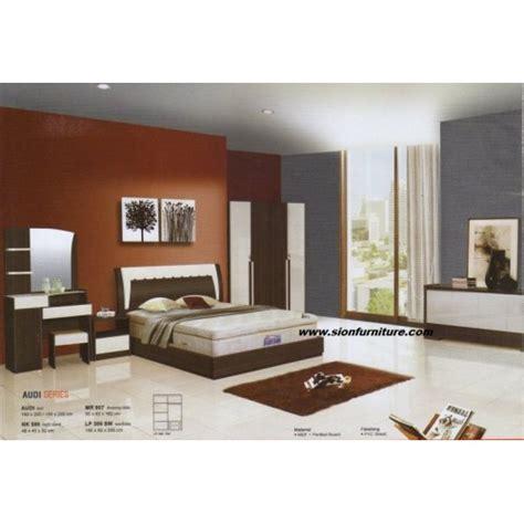 Furniture Ranjang bedroom set audy siantano equity sion furniture