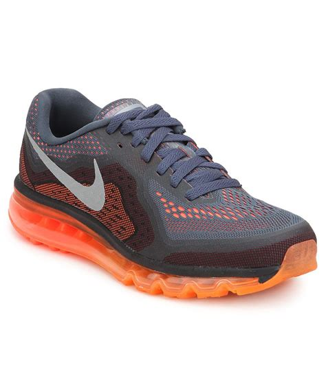 sport shoes 2014 nike air max 2014 gray sports shoes price in india buy