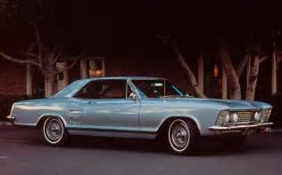 1963 Buick Riviera The Eleven Best Buicks Of The Past 110 Years