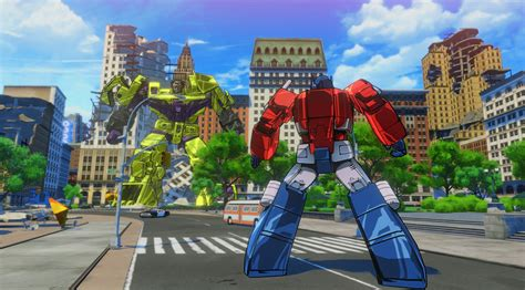 Ps4 Transformers Devastation transformers devastation coming to ps4 and ps3 later this