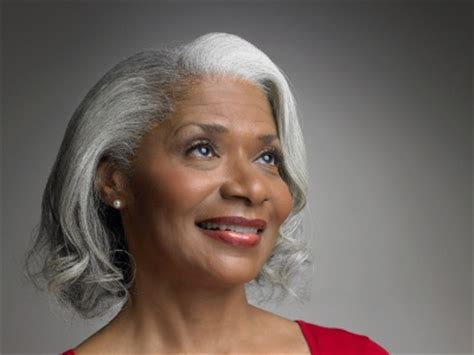 young black women with gray hair styles hair fashion for older women