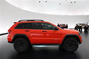 Jeep Grand Trailhawk Jeep Concept S Auto S