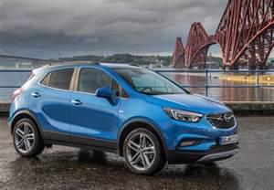 Opel Mokka 2017 Opel Mokka X Design Price Release Date Specs