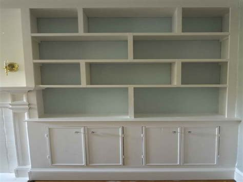 cabinet shelving how to apply built in shelving ideas