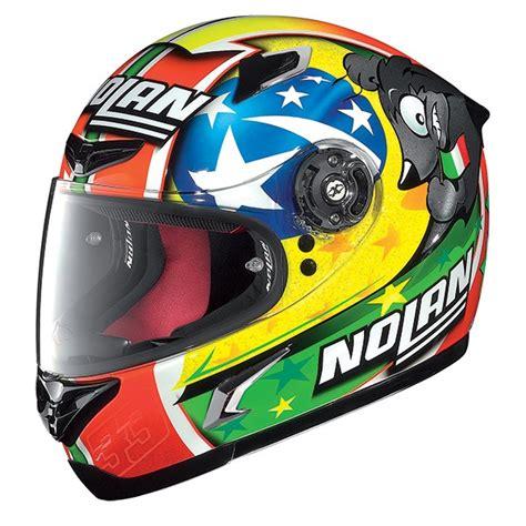 Helm Nolan Marco Melandri Marco Melandri Nolan X 802r Misano Replica Helmet